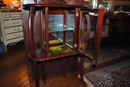Petite  Etagere, Whatnot Shelf, Display Stand, Very Rare!