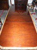 Hickory Chair Large 10ft. Long Mahogany Wood Dining Table, Conference Table, Baltimore Retails $7,000
