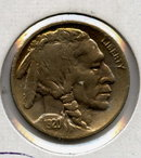 1920-D US Buffalo Nickel Brilliant Uncirculated, Mint State 63