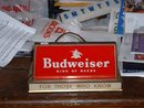 Vintage 1950's Budweiser King of Beers FOR
