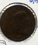 1796 US Liberty Cap Copper Large Cent