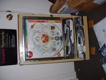 Reconditioned vintage Nishijin Shiroi Kamone Pachinko Game