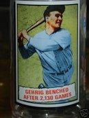 8 different 1993 Topps McDonalds Alltime Greatest Baseball Team Glasses