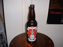 1995 Dead Guy Ale bottle  first year of issue by  Oregon Brewing Company