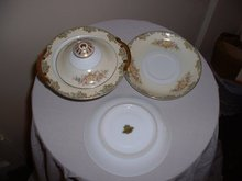 1930's Meito Japanese China 173 pcs including