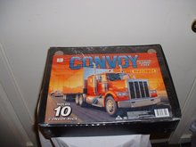 Vintage Matchbox Convoy box w 19 die cast