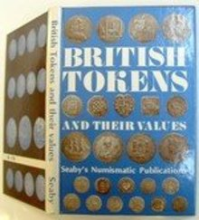 1970 first edition British Tokens & Their