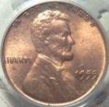 1963 Numismatic Flying Eagle,India Lincoln Cent Errors