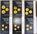 Vol 1-6 United States Gold Coins Auction Analysis Akers