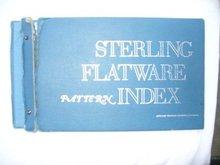 JewelerCircularKeystone Sterling Flatware Pattern Index