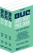 2008 BUC USED BOAT PRICE GUIDE ALL 3 VOLUMES 1905-2007