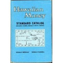 1978 Hawaiian Money Standard Catalog Medcalf 1st ed HC