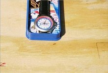 NEW1998 Clippers NBA Official Unisex Wristwatches