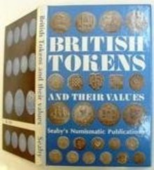 1970 first edition British Tokens & Their Values Seaby