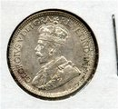 1933 Canada George V Silver Dime Choice BU original