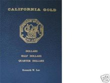 1970 California Gold Dollars1/2 Dollars 1/4 Dollars Lee