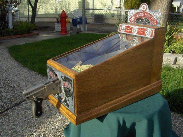 1925 Target Skill Shooting Arcade  Machine