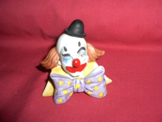 Winkie the Clown Figurine