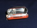 Rare Red Jacket Tobacco Tin