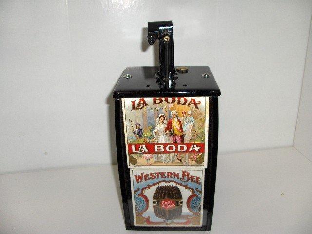 Cigar Spark Lighter circa 1900-1920's