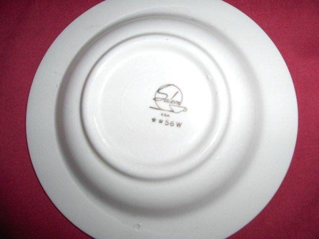 Viceroy Round Ceramic Ashtray