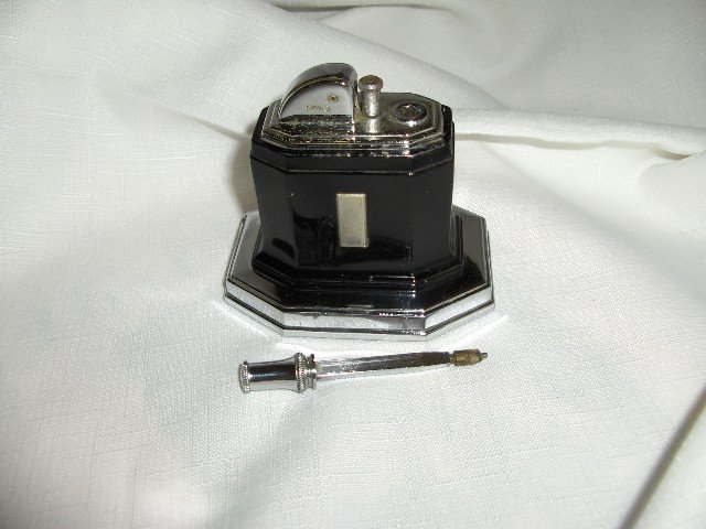 Ronson Touch Tip Strike Lighter