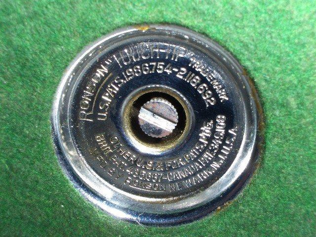 Ronson Touch Tip Strike Lighter