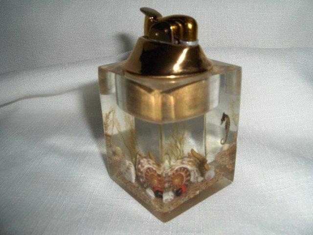 Vintage CLEARFLOAT / EVANS Lighter