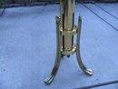 Vintage Elegant  Brass Ashstand