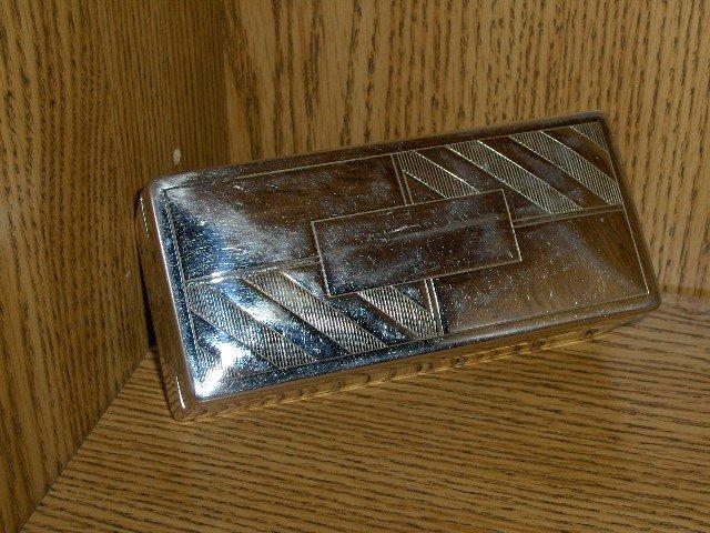 Art  Deco Cased Wilkinson Sword 7 Day Razor