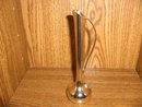 Silver  Plate Bud Vase