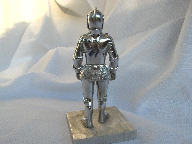 Chrome Knight Lighter