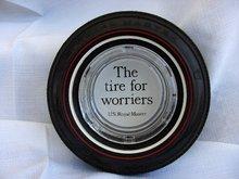 US Royal Master Tire Ashtray