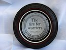 US Royal Master Tire Ashtray