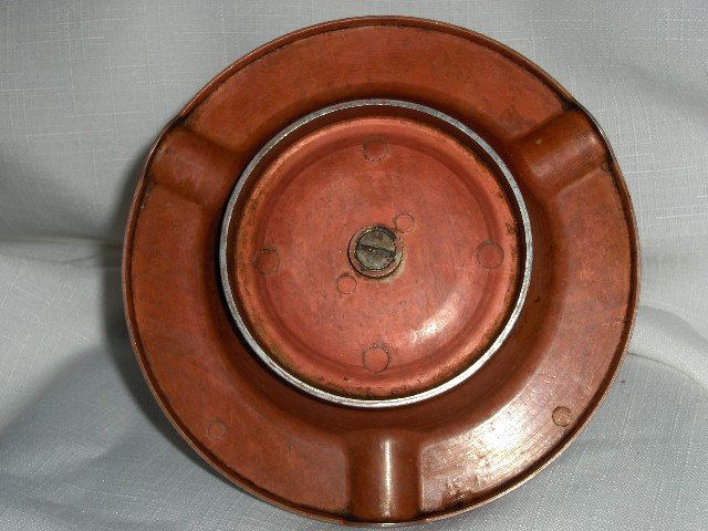 PYRENE FIRE EXTINGUISHER  FIGURAL  ASHTRAY