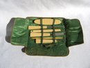 6 Piece  Pyralin Manicure Travel Set