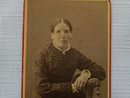 CDV Portrait of an Older Woman