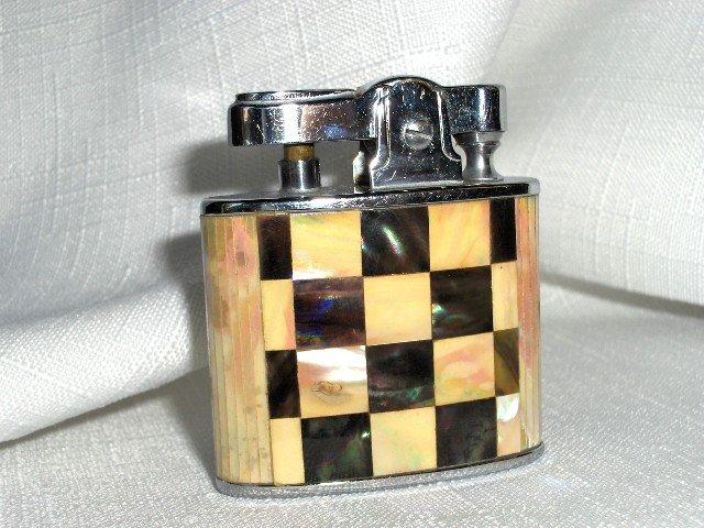 Art Deco MOP Cigarette Lighter