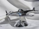 Vintage Negbaur P-51 Mustang Airplane Lighter