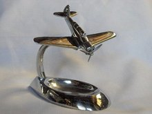 WWII Airplane Ashtray