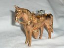 Figural Horse Table Lighter