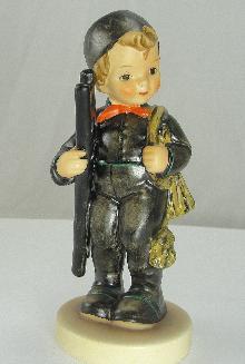 Hummel Figurine Chimney Sweep #12 / I TMK-6 Sculptor Arthur Moeller 5-3/4