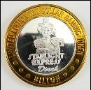 .999 Fine Silver Gaming Token Limited Edition Starlight