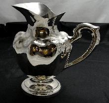 Sterling Silver 925 Milk / Beverage Pitcher