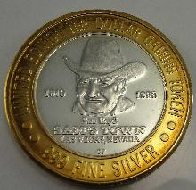 Foxwoods Limited Edition Gaming Token Sterling Silver