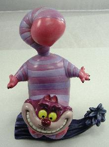 Walt Disney Classic Collection Alice in Wonderland Cheshire Cat