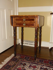 Two Drawer Pembroke Table