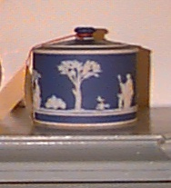 Wedgwood Lidded Jar