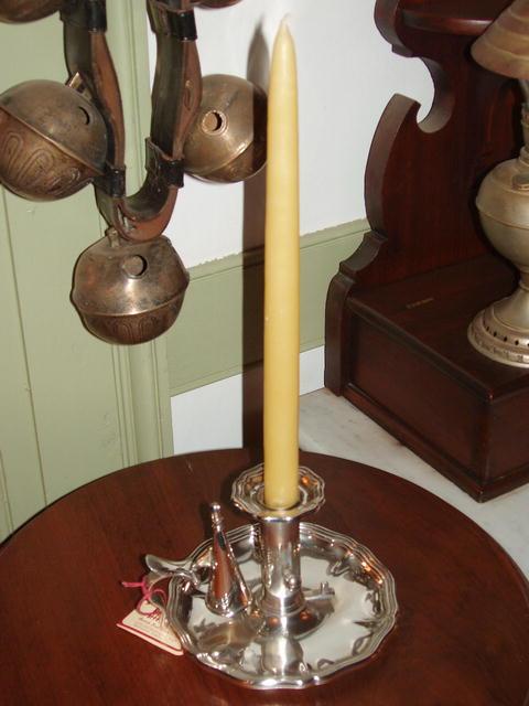 Chamber stick