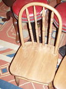 Child's Maple Chair
